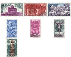 Ref. 84823 * MNH * - SPAIN. 1971. COMPOSTELA HOLY YEAR . AÑO SANTO COMPOSTELANO - 1931-Today: 2nd Rep - ... Juan Carlos I