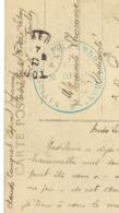 CACHET NAVIRE HOPITAL ANDRE LEBON / ARMEE D'ORIENT B965 - Marcofilia (sobres)