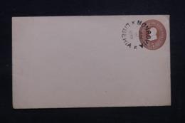 LIBERIA - Entier Postal De Monrovia En 1896 Non Circulé - L 43215 - Liberia