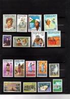 Republique De Djibouti . Feuille 1985 + 48 Timbres Neuf Sans Charniére . - Djibouti (1977-...)