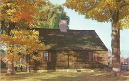 """CP Des Etats Unis """" THE WICK HOUSE, MORRISTOWN NEW JERSEY - (Années """"70"""") - Etats-Unis"""