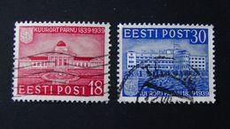 Estonia - 1939 - Mi:EE 150, Sn:EE 146, Yt:EE 169, Sg:EE 150, AFA:EE 167 Used - Look Scan - Estland