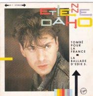 ETIENNE DAHO - Tombé Pour La France - Disco, Pop