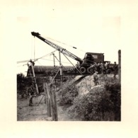 Lot De 17 Photos De 1946 à 1955 à Angers 6e Génie & Supposé à Rouffach  - Militaria Archives Du Colonel Hovette - Guerre, Militaire