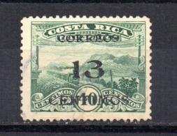 Sello De Costa Rica - Costa Rica