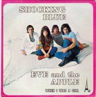 SHOCKING BLUE - Eve And The Apple - Disco, Pop