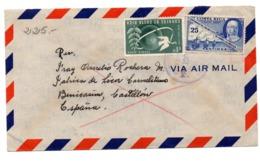 Carta De Costa Rica De 1954 - Costa Rica