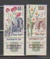 Israel  1954  N° 76 / 77 Neuf XX  Avec Tab - Israel