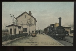 Coullons Interieur De La Gare - Sonstige Gemeinden