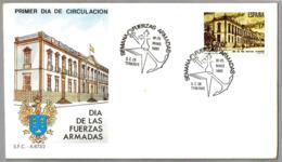 SEMANA DE LAS FUERZAS ARMADAS - Armed Forces Week. Santa Cruz De Tenerife, Canarias, 1986 - Militares