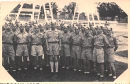 Photographie : Ecole Militaire Des Cadres De ROUFFACH - Promo Entre 1946 Et 1950 - Pierre Hovette - Guerre, Militaire
