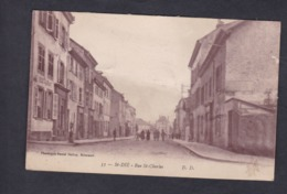 St Saint Die (88) Rue St Charles ( Animée Daniel Delboy) - Saint Die