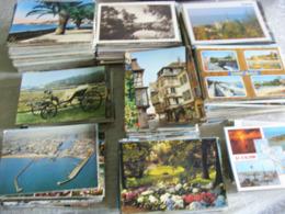 Cartes Postales Modernes Lot De Plus De 4 Kilos - Postkaarten