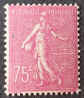 R1189/76 - 1926 - TYPE SEMEUSE LIGNEE - N°202 Lilas-rose Foncé (I) NEUF** LUXE - 1903-60 Semeuse Lignée