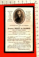 Avis De Déces. Soldat Du 128° RI Blessé à L'ennemi 1915 WW1 - Documents