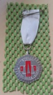 Medaille :Netherlands  -  Euregio -Marche - Mars- Marsch -   Medal - Walking Association - Nederland
