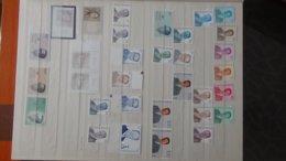 Collection De Belgique Pour Affranchissement Du Courrier Et Autres  Très Sympa !!! - Postzegels