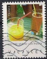 France 2019 Oblitéré Used Carnet Enfants En Vacances Troisième Photo - Frankreich