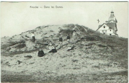 Knokke/Knocke. Dans Les Dunes. - Knokke