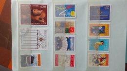 Collection Oblitéré D'ANDORRE En Euros Dans Un Carnet à Choix Très Sympa !!! - Stamps