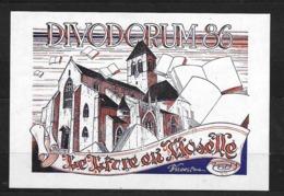 France : BF DIVODORUM 86 ** (Le Livre En Moselle) - Other