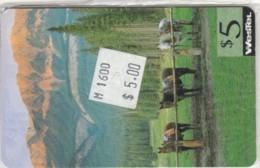 PREPAID PHONE CARD STATI UNITI RLSCOM (E52.2.8 - Altri