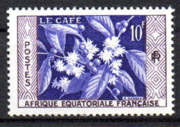 Col17  Colonie AEF Afrique N° 236 Neuf  X MH Cote 1,50€ - Neufs