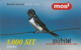 PREPAID PHONE CARD SLOVENIA (E52.5.2 - Slowenien