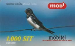 PREPAID PHONE CARD SLOVENIA (E52.5.2 - Slovenië