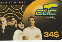 PREPAID PHONE CARD LIBANO (E52.11.3 - Libanon