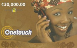 PREPAID PHONE CARD GHANA (E52.1.7 - Ghana