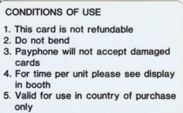 PREPAID PHONE CARD FALKLAND (E52.12.5 - Falklandeilanden