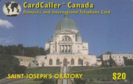 PREPAID PHONE CARD CANADA (E52.9.7 - Canada