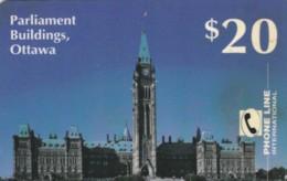 PREPAID PHONE CARD CANADA (E52.9.6 - Canada