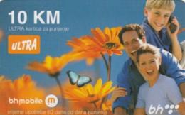 PREPAID PHONE CARD BOSNIA HERZEGOVINA (E52.16.8 - Bosnia