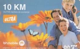 PREPAID PHONE CARD BOSNIA HERZEGOVINA (E52.16.6 - Bosnia