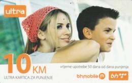 PREPAID PHONE CARD BOSNIA HERZEGOVINA (E52.16.3 - Bosnië