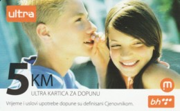 PREPAID PHONE CARD BOSNIA HERZEGOVINA (E52.16.1 - Bosnia