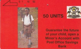 PHONE CARD UGANDA (E52.3.2 - Uganda
