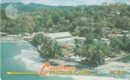 PHONE CARD ST LUCIA (E52.3.6 - St. Lucia