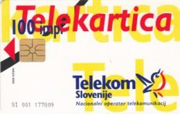 PHONE CARD SLOVENIA (E52.4.8 - Slovénie