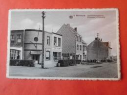 Raversyde Oblitération 1953 Oostendesteenweg = Chaussée D'Ostende / Café De Ton - Oostende