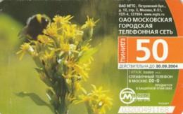 PHONE CARD RUSSIA (E52.24.4 - Russia