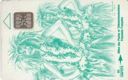 PHONE CARD POLINESIA FRANCESE (E52.8.4 - Französisch-Polynesien