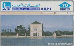 PHONE CARD MAROCCO (E52.10.4 - Maroc