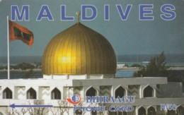 PHONE CARD MALDIVE (E52.7.4 - Maldiven