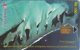 PHONE CARD MALDIVE (E52.7.3 - Maldiven