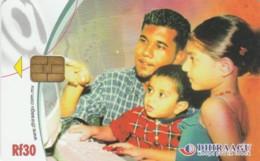 PHONE CARD MALDIVE (E52.6.6 - Maldive