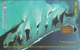 PHONE CARD MALDIVE (E52.6.5 - Maldiven