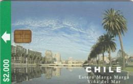 PHONE CARD CILE (E52.8.3 - Chili